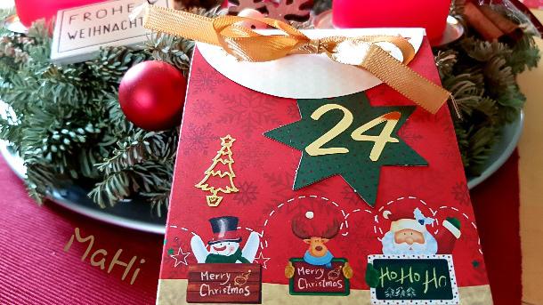 Türchen Nr. 24 – Fröhliche Weihnachten